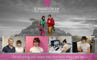Forward Group, future talent – the sky's the limit
